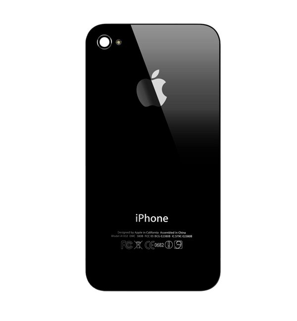 iPhone 4S 32GB Black-2-фото