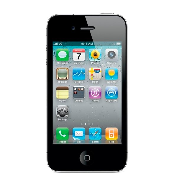 iPhone 4S 32GB Black-фото