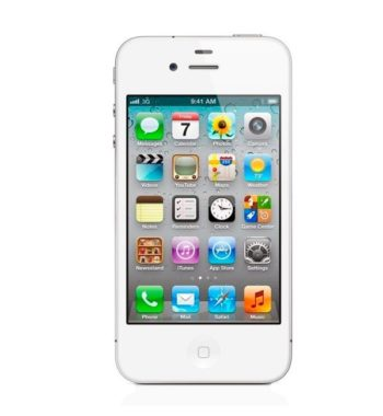 iPhone 4S 64GB White-фото