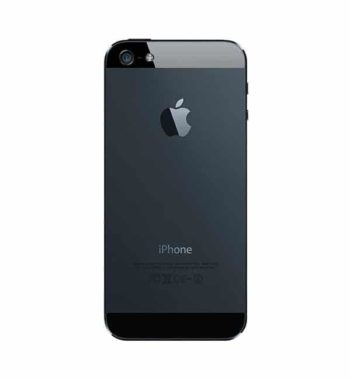 iPhone 5 32GB Black-фото