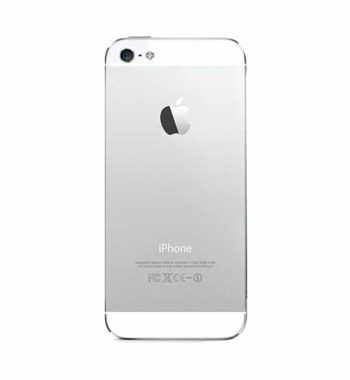 iPhone 5 32GB White-фото