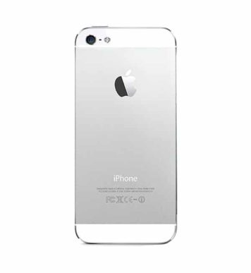 iPhone 5 64GB White-фото