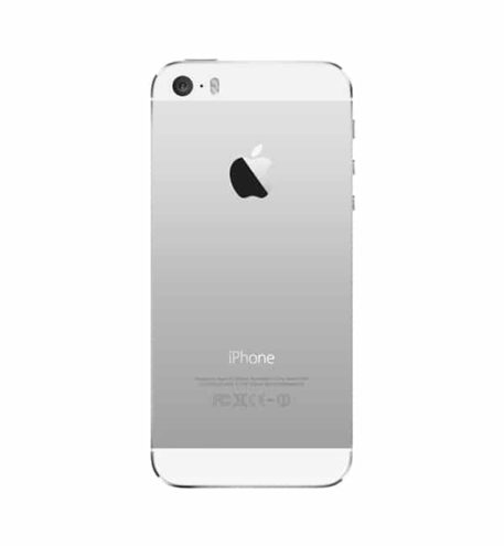 iPhone 5s 16GB Silver-4-фото