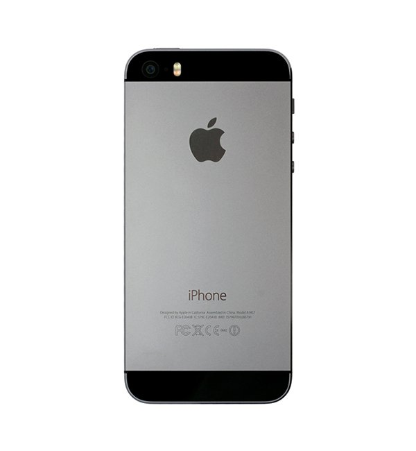 iPhone 5s 16GB Space gray-3-фото