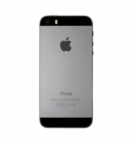 iPhone 5s 16GB Space gray-4-фото