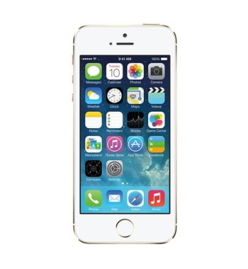 iPhone 5s 32GB Gold-фото