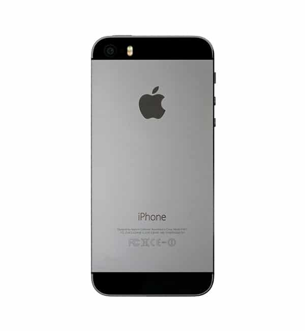 iPhone 5s 32GB Space Gray-4-фото