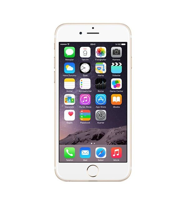 iPhone 6+ 128GB Gold-фото