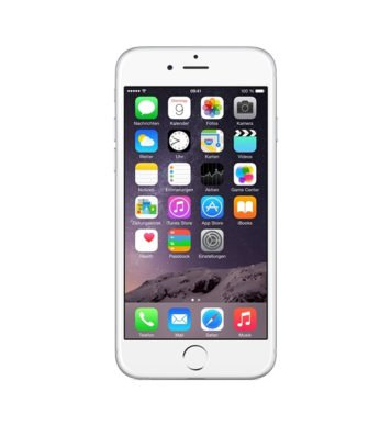 iPhone 6+ 128GB Silver-фото