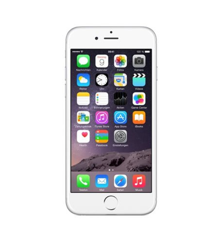 iPhone 6 32GB Silver-фото