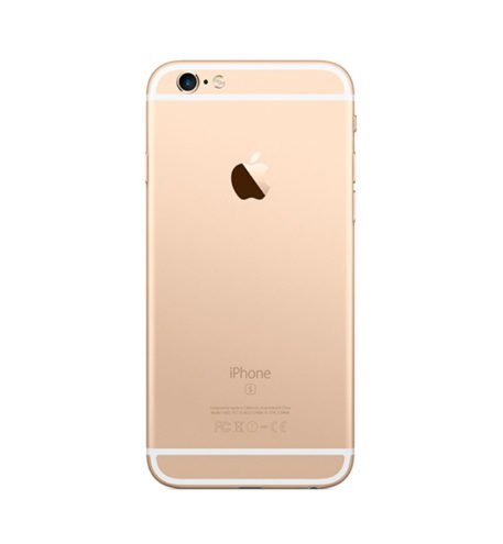 iPhone 6S 128GB Gold-3-фото