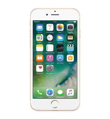 iPhone 6S+ 128GB Gold-фото