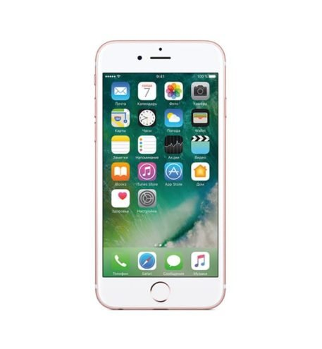 iPhone 6S 128GB Rose Gold-4-фото
