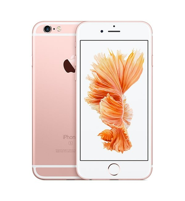 iPhone 6S 128GB Rose Gold-фото