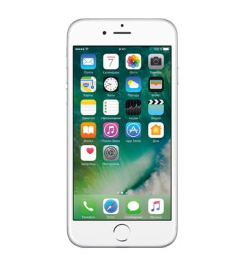 iPhone 6S+ 128GB Silver-фото