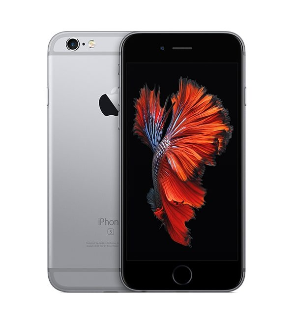 iPhone 6S 32GB Space gray-фото