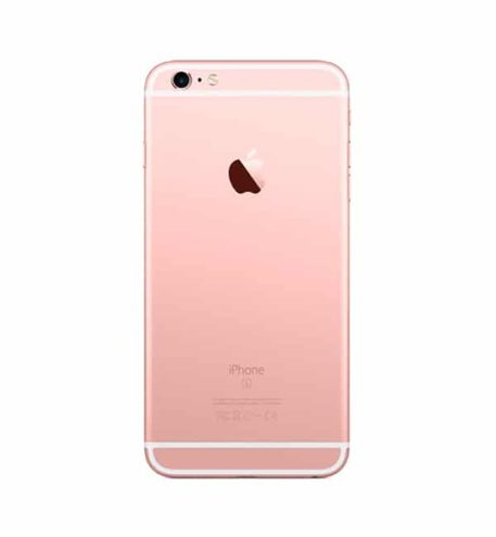 iPhone 6S 64GB Rose gold-3-фото