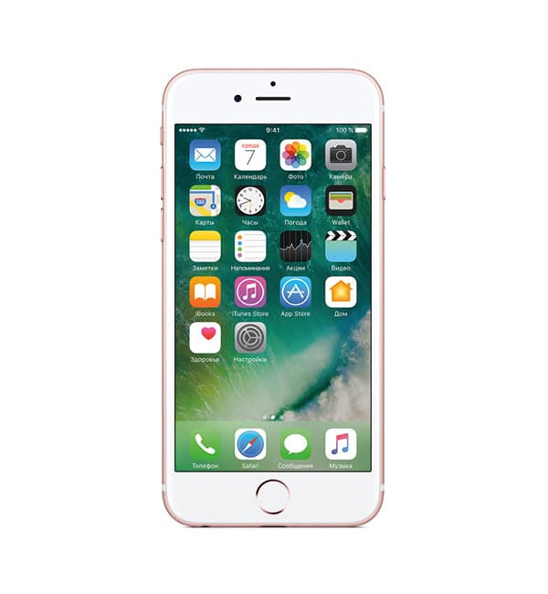 iPhone 6S+ 64GB Rose Gold-фото