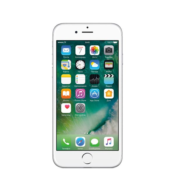 iPhone 6S 64GB Silver-4-фото