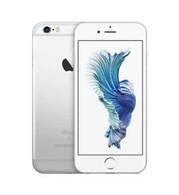 iPhone 6S 64GB Silver-фото