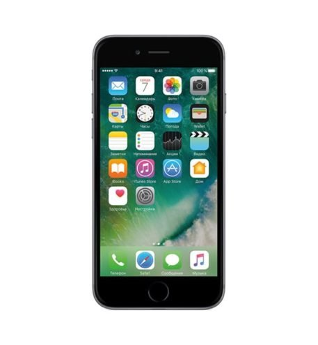 iPhone 6S 64GB Space Gray-4-фото