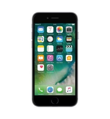 iPhone 6S+ 64GB Space Gray-фото