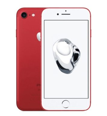 iPhone 7 128GB Red-фото