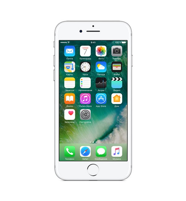 iPhone 7 128GB Silver-4-фото
