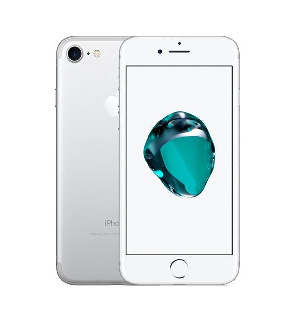 iPhone 7 128GB Silver-фото