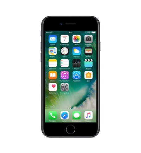 iPhone 7 32GB Jet black-4-фото