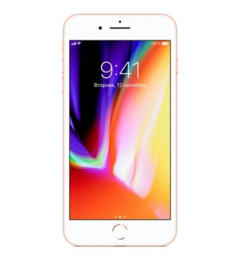 iPhone 8+ 256GB Gold-фото