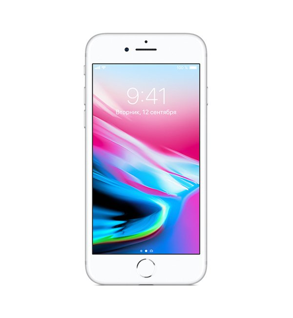 iPhone 8 256GB Silver-фото