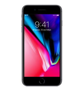 iPhone 8+ 256GB Space gray-фото