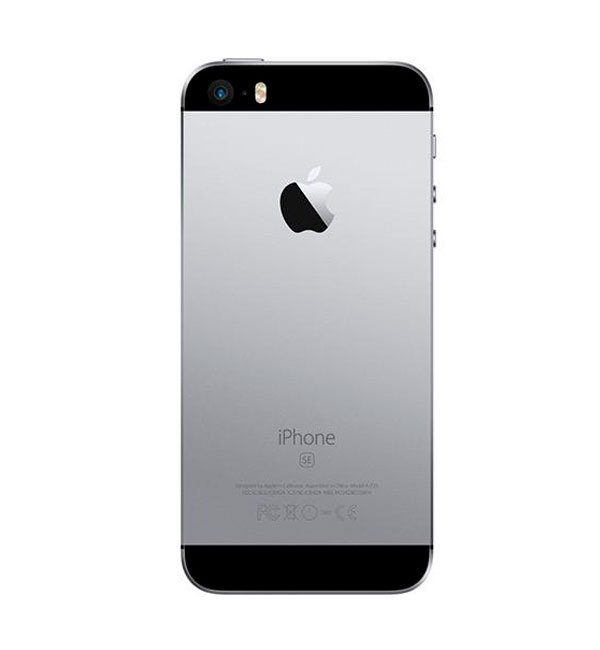 iPhone SE 128GB Space gray-3-фото