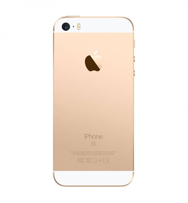iPhone SE 16GB Gold-3-фото