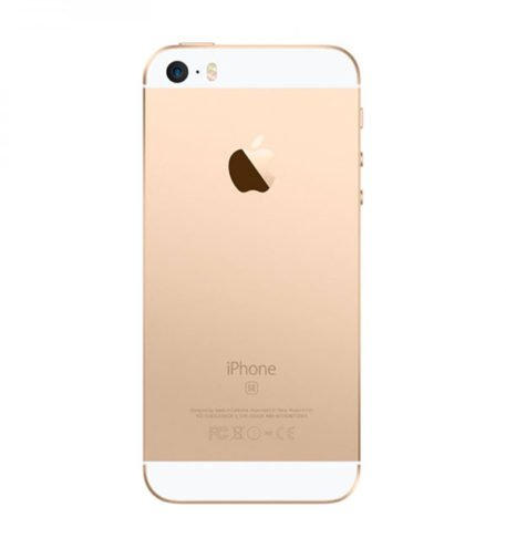 iPhone SE 64GB Gold-3-фото