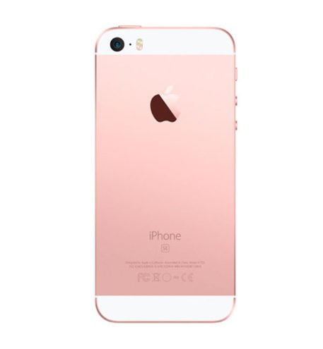 iPhone SE 64GB Rose Gold-3-фото