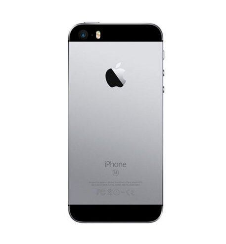 iPhone SE 64GB Space gray-4-фото
