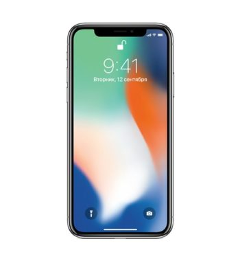 iPhone X 256GB Silver-2-фото