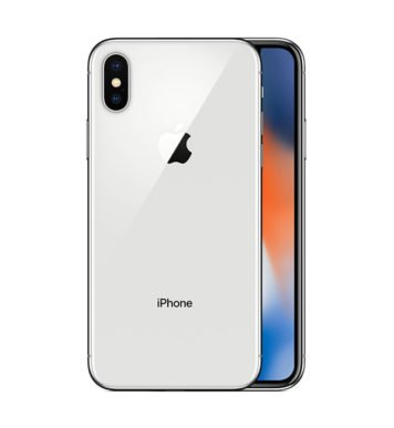 iPhone X 256GB Silver-фото
