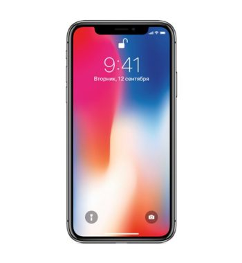 iPhone X 256GB Space gray-2-фото