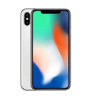 iPhone X 64GB Silver-2-фото