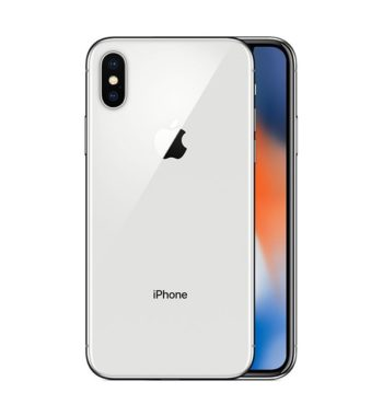 iPhone X 64GB Silver-фото