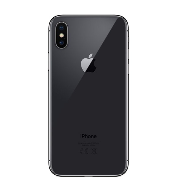 iPhone X 64GB Space gray-3-фото