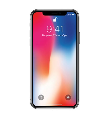 iPhone X 64GB Space gray-4-фото