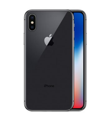 iPhone X 64GB Space gray-фото
