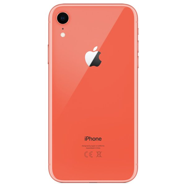 iPhone XR 256Gb Coral 2