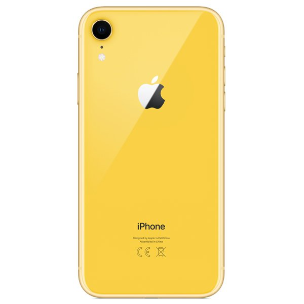 iPhone XR 128Gb Yellow 2