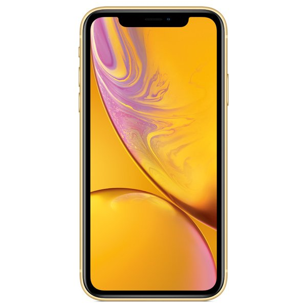 iPhone XR 128Gb Yellow 1