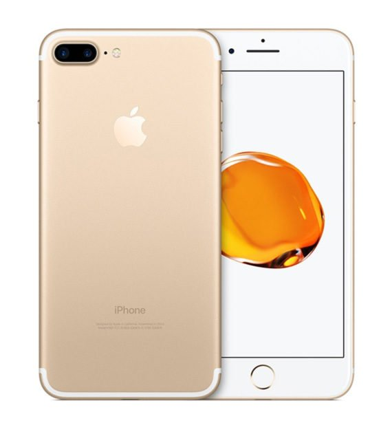 iPhone 7 Plus 32GB Gold 1